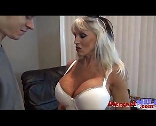 Big breasts gilf goes wild vol1