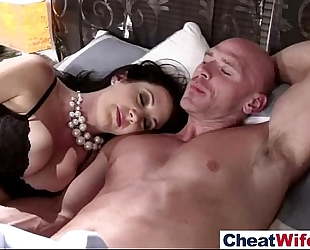 Hot sex act on tape with enjoyable cheating wife (jayden james) video-14