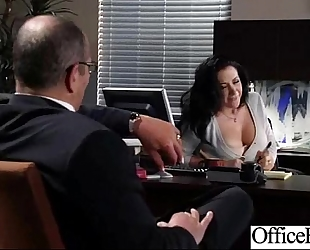 Office wench black cock sluts (jayden jaymes) with large titties have a fun sex vid-15
