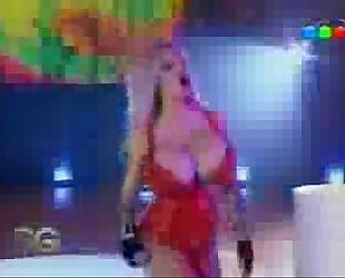 Sabrina sabrok rockstar mega large pantoons