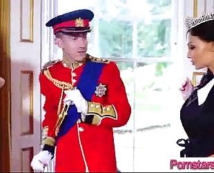 Gorgeous pornstar (aletta madison) ride massive 10-Pounder in sex act clip-03
