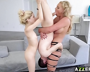 Hot thief phoenix sex lesson with piper and jordi