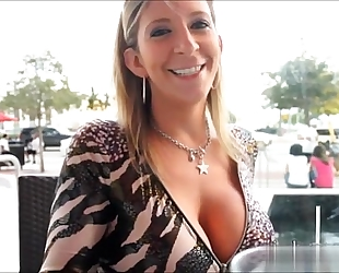 Horny white wife cum exchange
