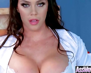 Hard anal sex with large wazoo nasty wife (alison tyler) video-06