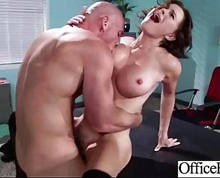 Hardcore sex in office with hawt sweet breasty Married slut (krissy lynn) video-23