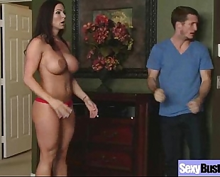 Sex act with large round whoppers hotwife (kendra lust) video-19