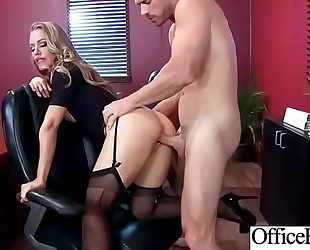 Hard team fuck on web camera in office with large round boobs white women (nicole aniston) video-22
